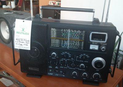 emisora de radio antigua