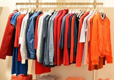 muestrario ropa segunda mano