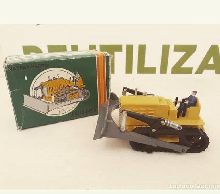 Bulldozer MASSEY-HARRIS