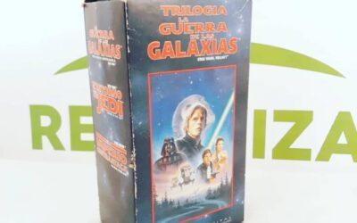 Trilogía, la guerra de las galaxias