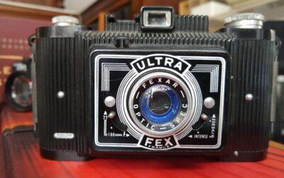 Cámara fotográfica Ultra-Fex