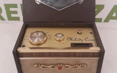 Sharp Mini Sterephone.Stereo Phonograph