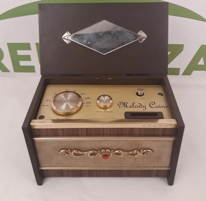 Sharp Mini Sterephone.Stereo Phonograph