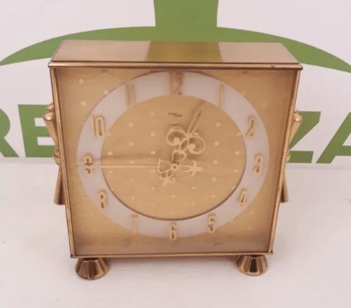 Reloj Vintage Imhof 8 dias.