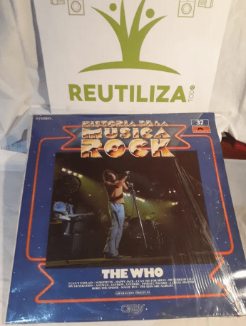 Historia de la musica rock.The who.1982