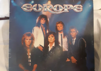 Europe.The final countdown.1986