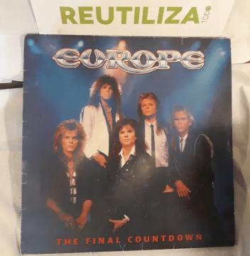 Europe.The final countdown.1986