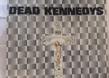 Dead Kennedys.In god we trust inc.1981