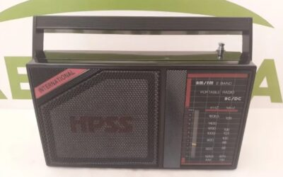 Radio HPSS Modelo OA-93