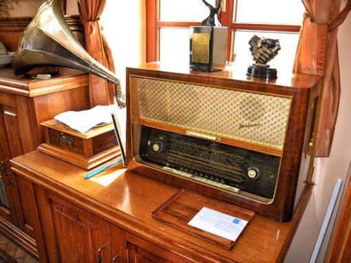 Radios y Gramófonos
