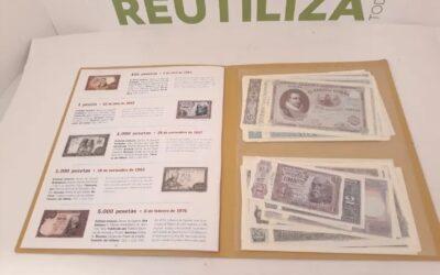 El papel de la peseta.falta un billete