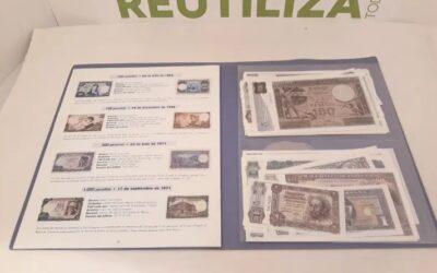 El papel de la peseta II.falta un billete