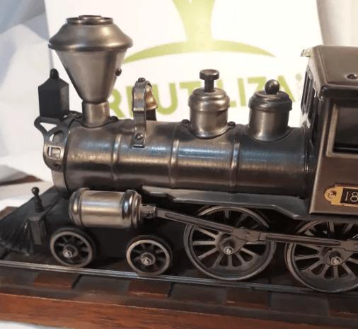 Tren locomotora mechero
