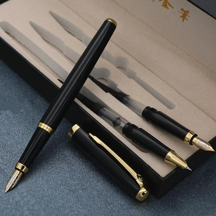 Estilográficas bolígrafos plumillas