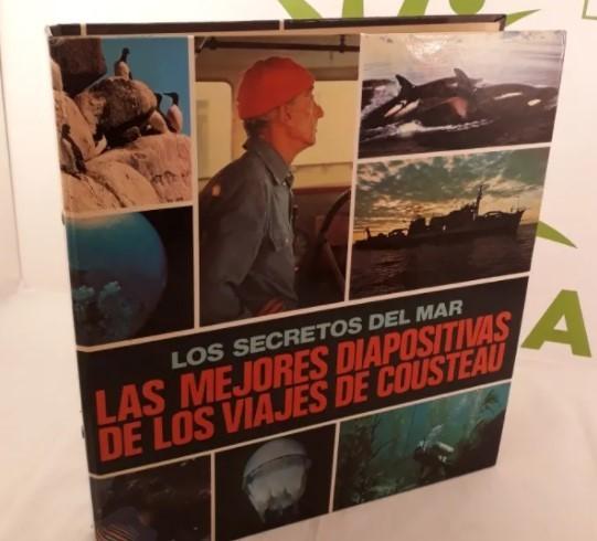 Las mejores diapositivas de los viajes de cousteau