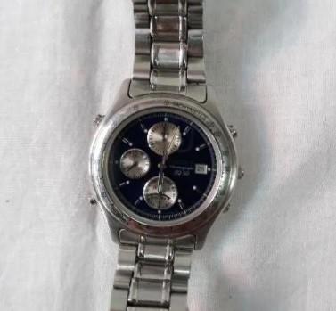 Reloj SEIKO CHRONOGRAPH SQ 50