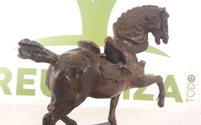 Escultura del Famoso escultor Venancio Blanco