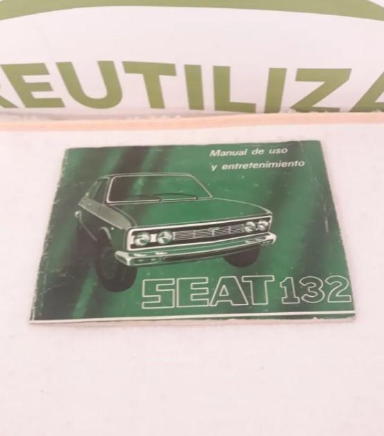 Manual de uso y entretenimiento Seat 132