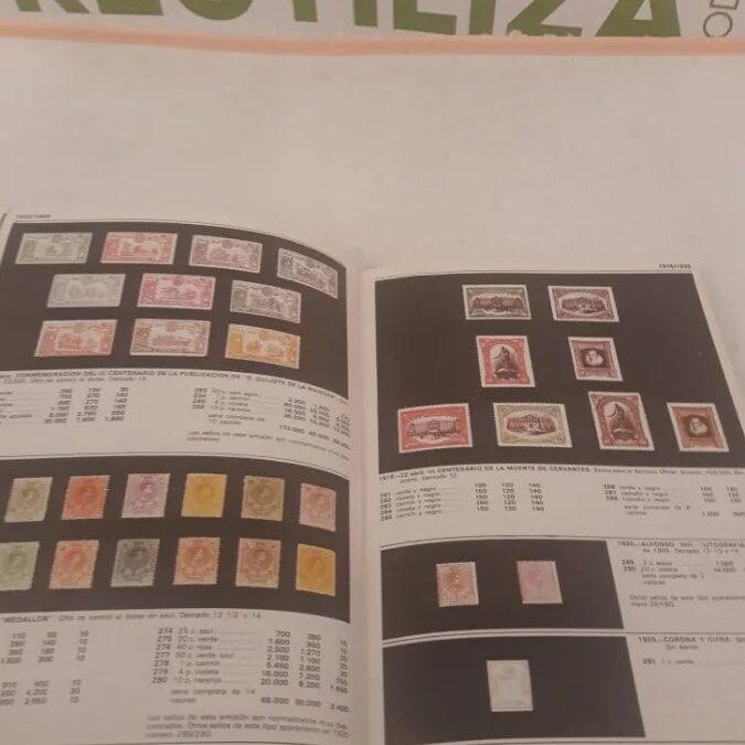 Catálogo de sellos