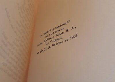 . Facsimil de la primera edicion. 2 tomos. 1968.