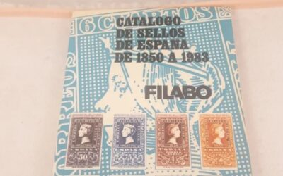 Catálogo de sellos de España de 1850 a 1983 Filabo