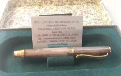 The Lalex Pen Co Italy. Contrastes 925.