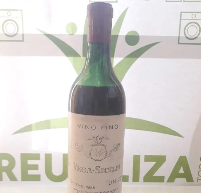 Vega-Sicilia cosecha 1936.