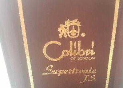 Supertronic. J.S. Battery electronic.